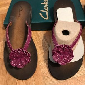Women's Clark's Salon Joy Sandals, NEW!